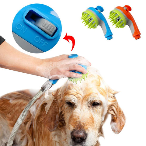 Pet Grooming Massage Shower Sprayer