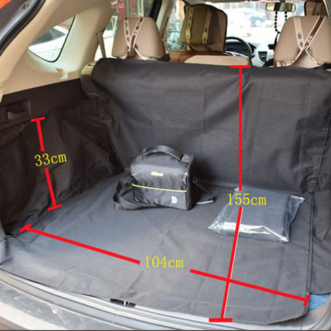 Image of Pawsitively Tidy Cargo and Seat Waterproof Pet Protector