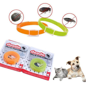 Silicon Flea and Tick Repellent Pet Collar