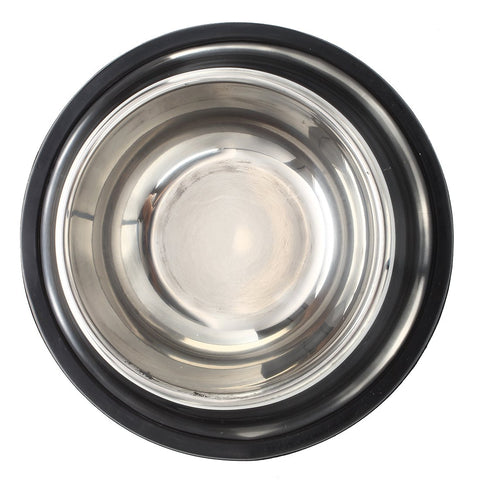 Image of Stainless Steel Pet Dog Bowl