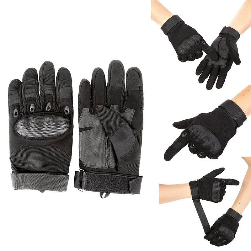 Tactical Hunting Hiking Full Finger Gloves