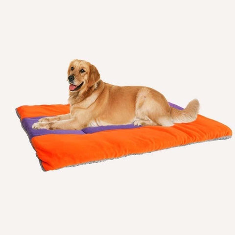 Ultra Soft Sleeping Mat and Pet Dog Blanket