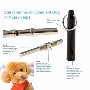 UltraSonic Pet Dog Training Whistle