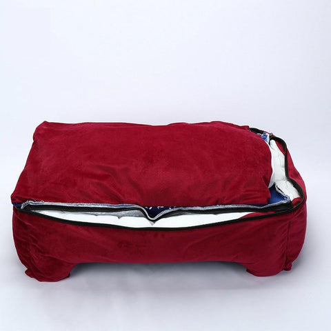 Deluxe Moisture Proof Bottom Pet Dog Bed