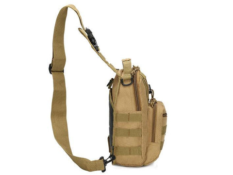 Image of Outdoor Shoulder Military Tactical Backpack