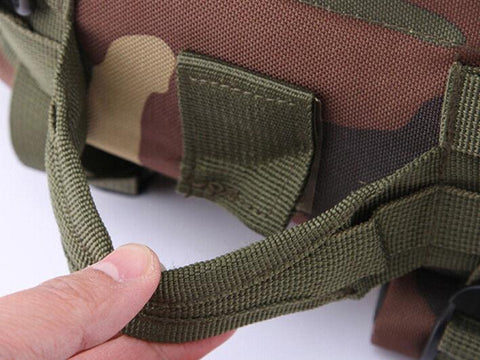 4-in-1 Molle Outdoor Military Tactical Bag