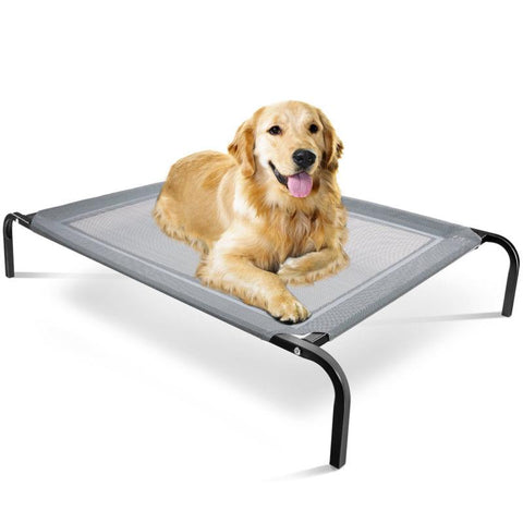 Image of Elevated Dog Bed Hammock