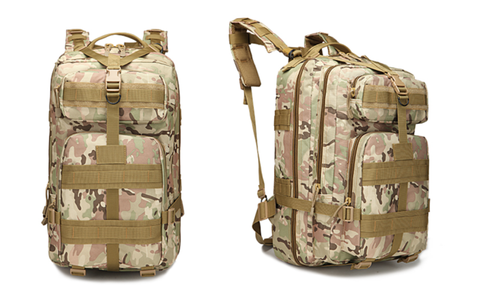 30L Outdoor Military Tactical Backpack
