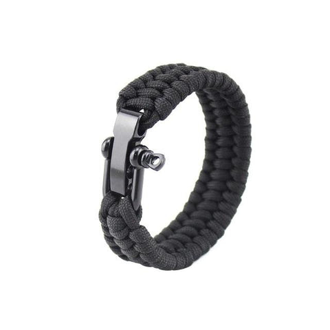 Image of TCFX Tactical Paracord Bracelet
