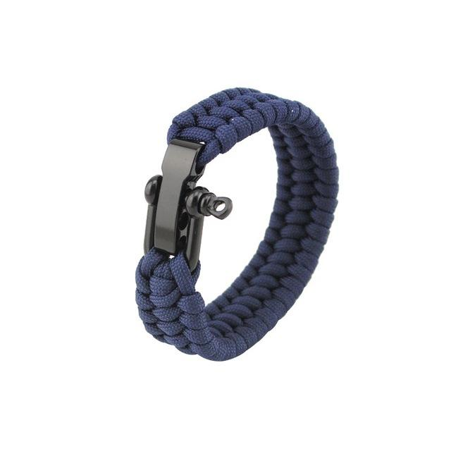 TCFX Tactical Paracord Bracelet