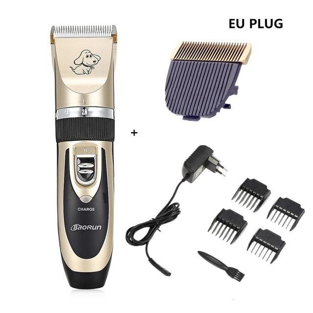 Professional Rechargeable Pet Hair Trimmers