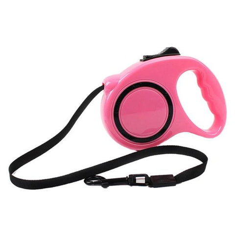 Retractable Leash For Small and Medium Dogs