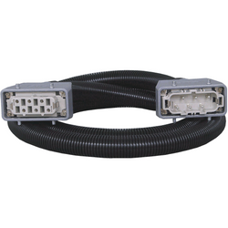 6-Pin HBS Power Cables - Plastec USA