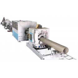PP/PE Pipe Machine Line - Plastec USA