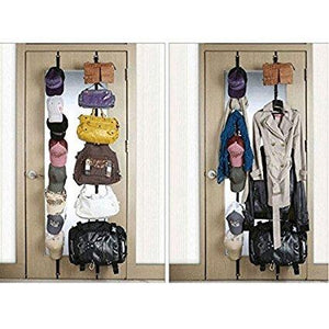 【HOT SALE】Over the Door Straps Hooks Hanger