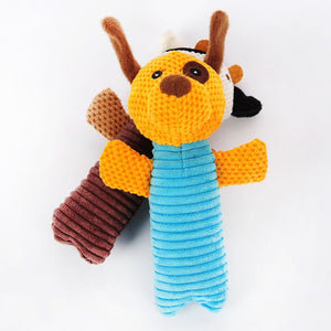HOOPET Newly Design Dog Toy Chew Toy Lovely Playing Toy Sounded Toy Pet Products One Piece Packing