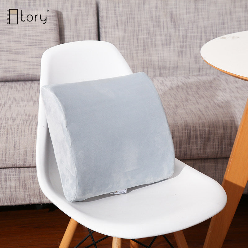 Breathable Car Pillow Driver's Waist Lumbar Back Support Healthcare