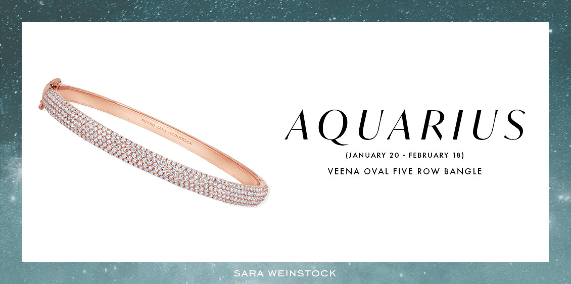 Veena Oval Five Row Bangle