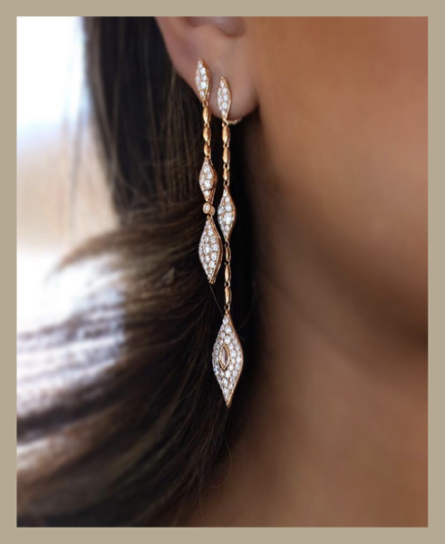 Sara_Weinstock_Fine_Jewelry_International_Womens_Day_Donna_Pave_Drop_Earrings
