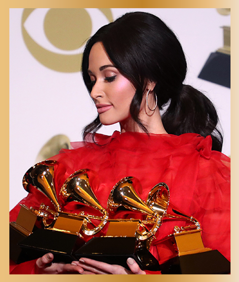 Sara_Weinstock_fine_jewelry_Kacey_Musgrave_2019_GRAMMYs_Veena_Large_Inside_Out_Hoops