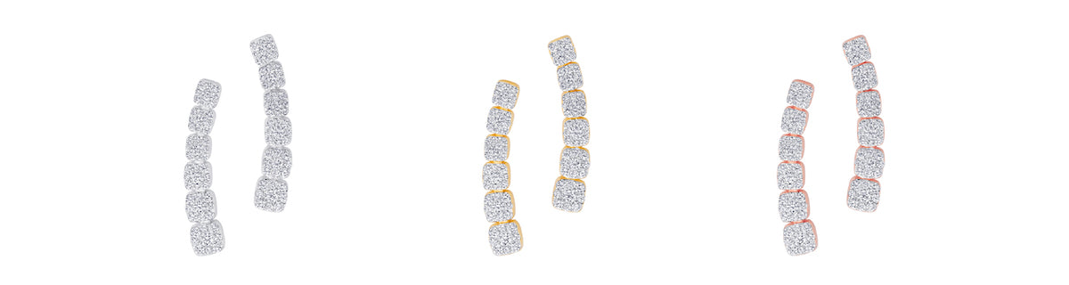 Adira Ear Crawlers | Shop 18k Gold and Diamond Jewelry Earrings | Sara Weinstock Fine Jewelry