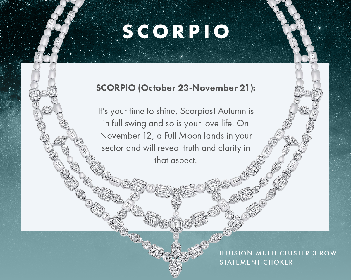 SCORPIO Horoscope for November 2019