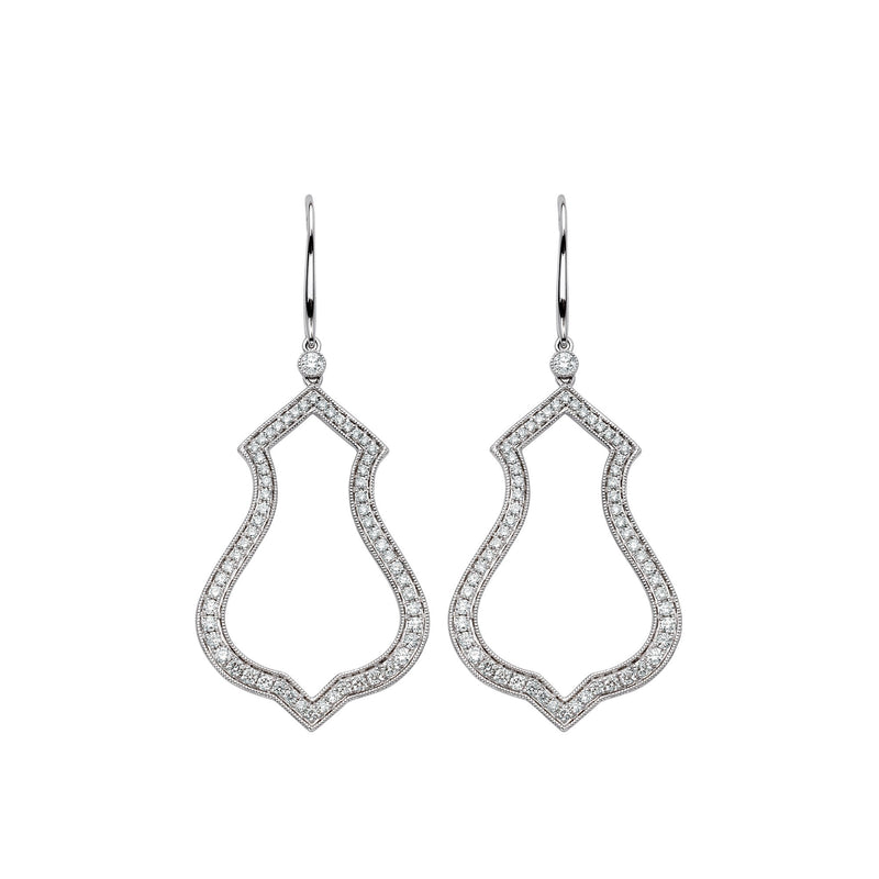 Veena Ganesh Earrings-Earrings-Sara Weinstock Fine Jewelry