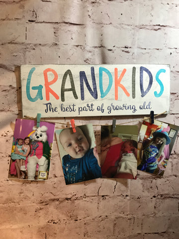 Grandkids The Best Part of Getting Old