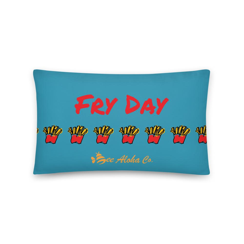 Fry Day Pillow