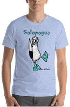 Load image into Gallery viewer, Blue Footed Booby Galapagos Short-Sleeve Unisex T-Shirt