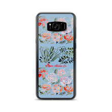 Load image into Gallery viewer, Watercolor Floral Samsung Case