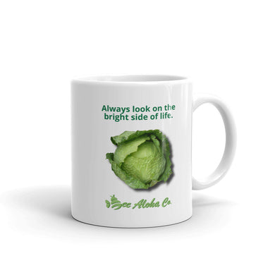 Happy Cabbage Mug