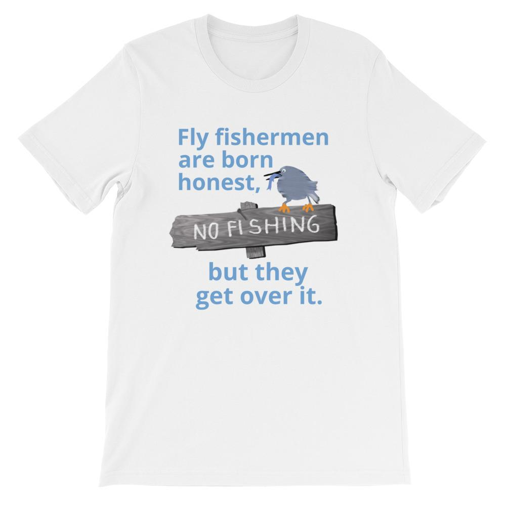 Fly Fishermen Short-Sleeve Unisex T-Shirt