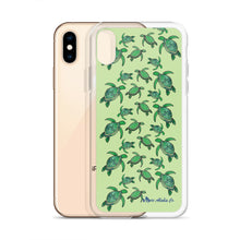 Load image into Gallery viewer, Aloha Turtle iPhone Case