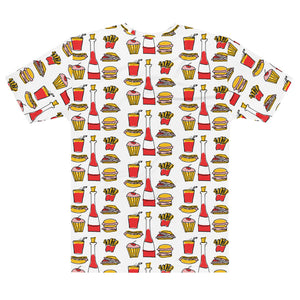 Junk Food Men's T-shirt
