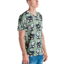 Load image into Gallery viewer, Hawaiian V Neck T-shirt