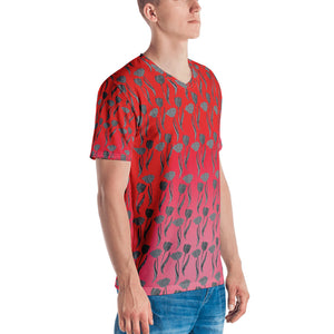Spring Tulips Men's T-shirt