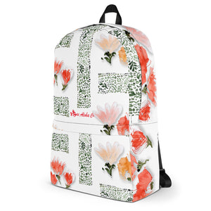 Floral Design Backpack