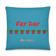 Load image into Gallery viewer, Fry Day Pillow