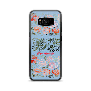 Watercolor Floral Samsung Case