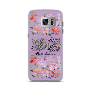 Watercolor Samsung Case