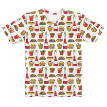 Load image into Gallery viewer, Junk Food Men's T-shirt