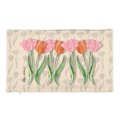 Tulips Basic Pillow Case only 20x12