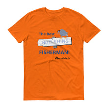 Load image into Gallery viewer, The Best Fishermen Men's Short-Sleeve T-Shirt