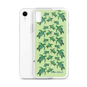 Aloha Turtle iPhone Case
