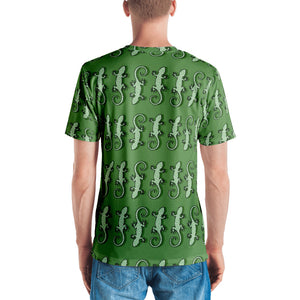 Hawaiin- Lizard Men's T-shirt