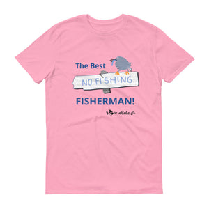 The Best Fishermen Men's Short-Sleeve T-Shirt