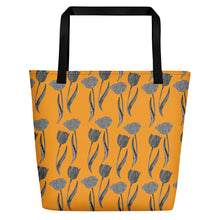 Load image into Gallery viewer, Tulips Beach Bag 16x20
