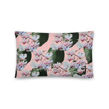 Load image into Gallery viewer, Hawaiian- Magnolia Pillow