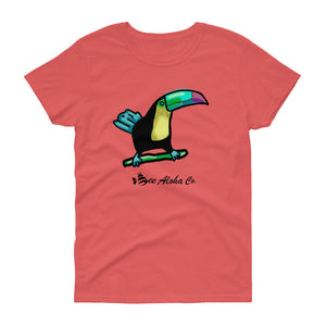Toucan Women's short sleeve t-shirt